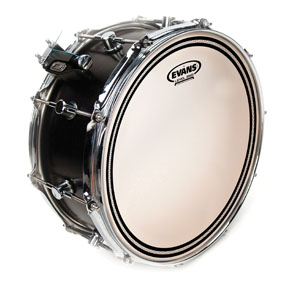 Evans EC Frosted Snare Drum Head