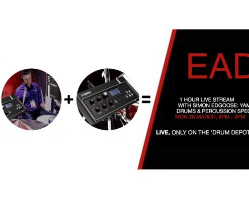 EAD-10 Live Event Banner