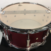 Pork Pie Little Squealer 14 x 7 Snare Drum in Firethorn Red Lacquer