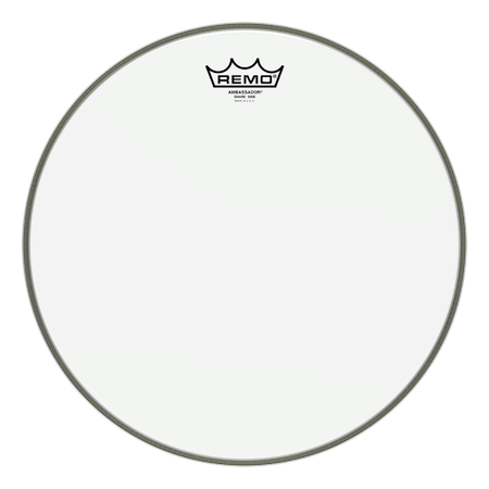 Remo Ambassador Hazy Resonant Snare Head