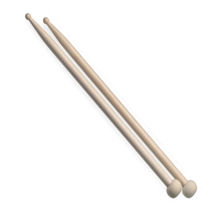 Stagg 2B Combo Tip Maple Drumsticks