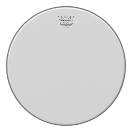 Remo Ambassador Coated Classic Fit Drum Head