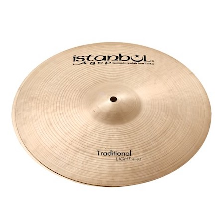 "Istanbul Traditional 16"" Light Hi-Hats"