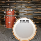 "Pork Pie USA Custom Siam Oak 22"" Shell Pack (3pc) in Mahogany Satin"