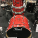 "Pearl Vision Birch LTD Edition 22"" Shell Pack (4pc) in Tiger Red"