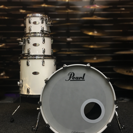 "Pearl Ex-HQ Reference 22"" Shell Pack (4pc) in Arctic White"