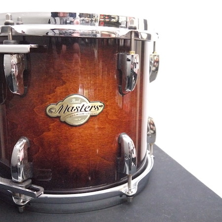 "Pearl Masters Premium Legend 10"" x 9"" Tom in Brooklyn Burst"