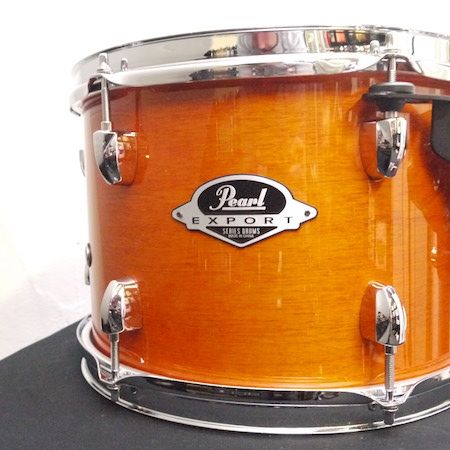 "Pearl Export 12"" x 8"" Tom in Amber"