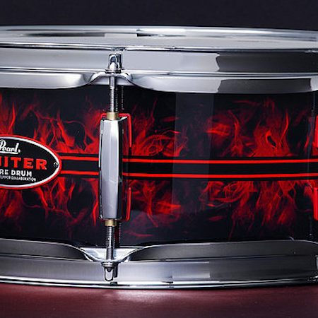 """Pearl Ignitor 14"""" x 5"""" COOP3RDRUMM3R Signature Snare Drum"""