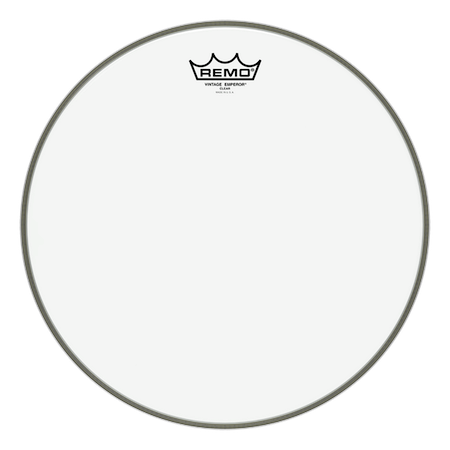 Remo Emperor Vintage Clear Drum Head