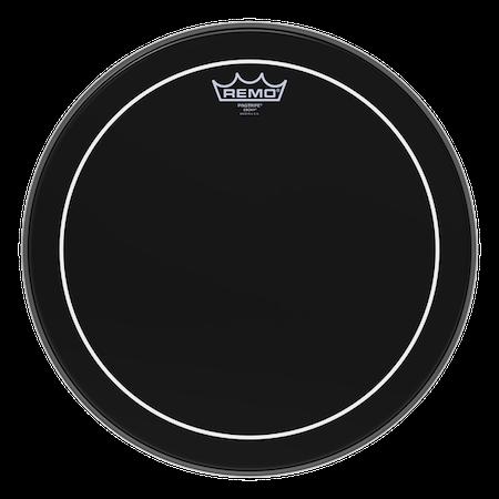 Remo Pinstripe Ebony Drum Head