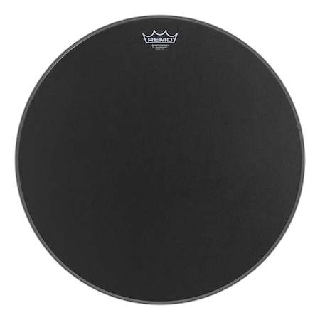 Remo Powerstroke P3 Black Suede Bass Drum Head