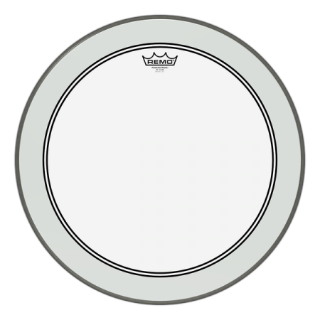 Remo Powerstroke 3 Clear Drum Head