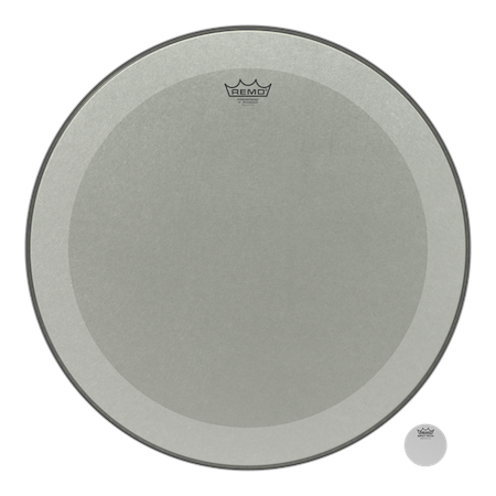 Remo Powerstroke 3 Renaissance Bass Drum Head