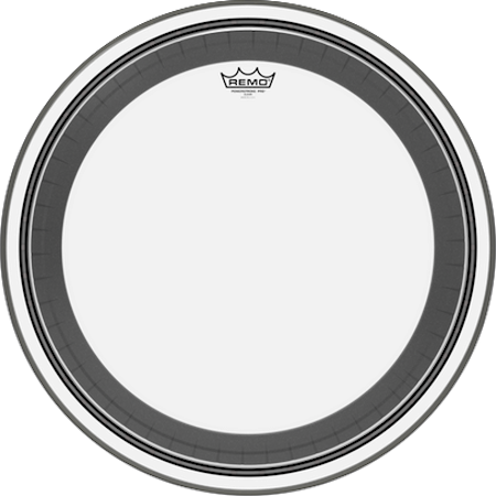 Remo Powerstroke Pro Clear Bass Drum Head