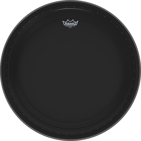 Remo Powerstroke Pro Ebony Bass Drum Head