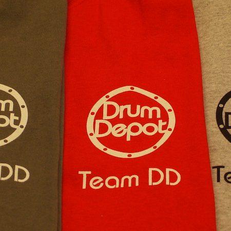 """Drum Depot """"The Original"""" T-Shirt"""