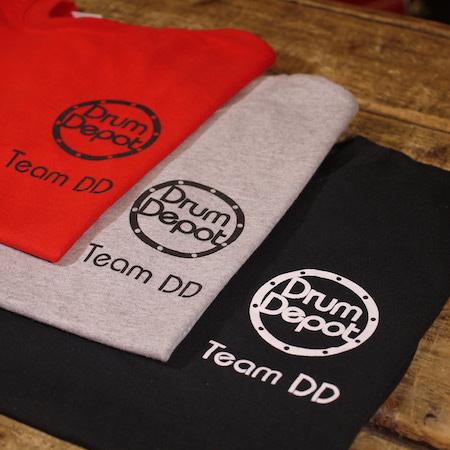Drum Depot Official 'The best kind of MUM raises a Drum Depot Drummer!' T-Shirt - Front