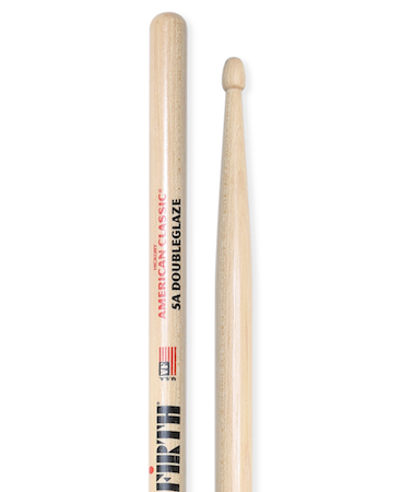 Vic Firth 5A DoubleGlaze Drum Sticks