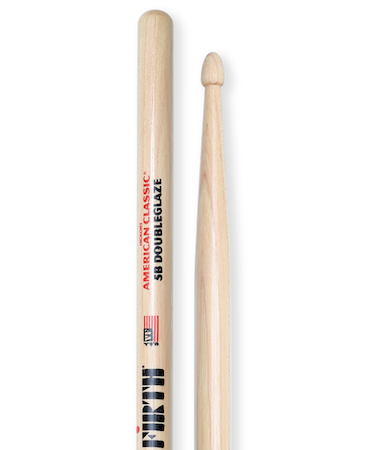 Vic Firth 5B DoubleGlaze Drum Sticks