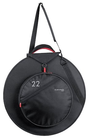 "GEWA 22"" Cymbal Bag with Rucksack"
