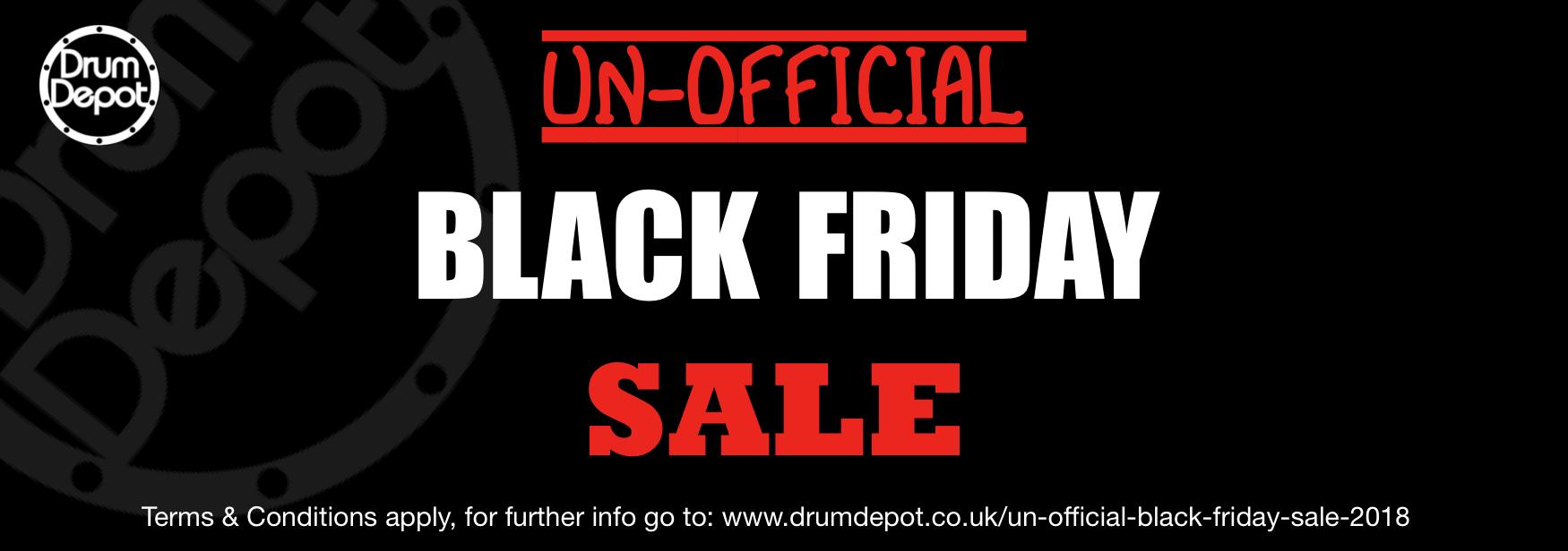 Un-Official Black Friday Sale 2018