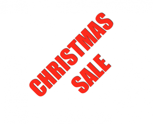 Christmas Sale - Dec 2018