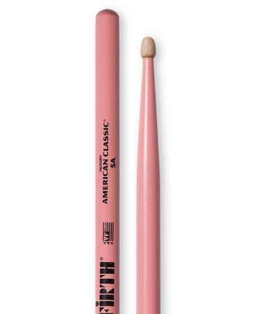 Vic Firth 5A in Pink