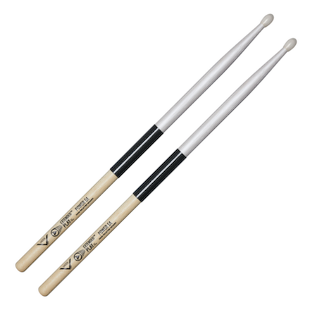 Vater Extended Play Power 5A Nylon Tip Drumsticks
