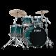 "Tama Starclassic Walnut/Birch 22"" (4pc) Shell Pack in Satin Sapphire Fade"