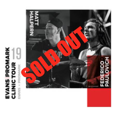 Matt Halpern & Federico Paulovich Clinic Ticket 2019