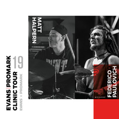 The Evans and Promark Clinic Tour with Matt Halpern and Federico Paulovich