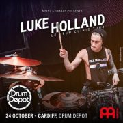 Luke Holland Clinic 2019
