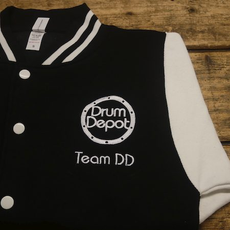 Drum Depot Official 2019 Varsity Jackets